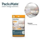 Packmate Vacuum Flat Bag Set 4 pcs. Medium