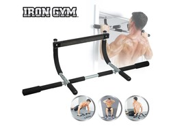 Iron Gym Plus - Deurtrainer optrekstang