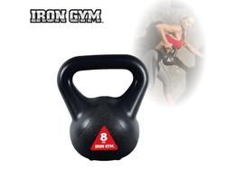 Iron Gym 8kg Kettlebell