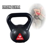 Iron Gym 16kg Kettlebell
