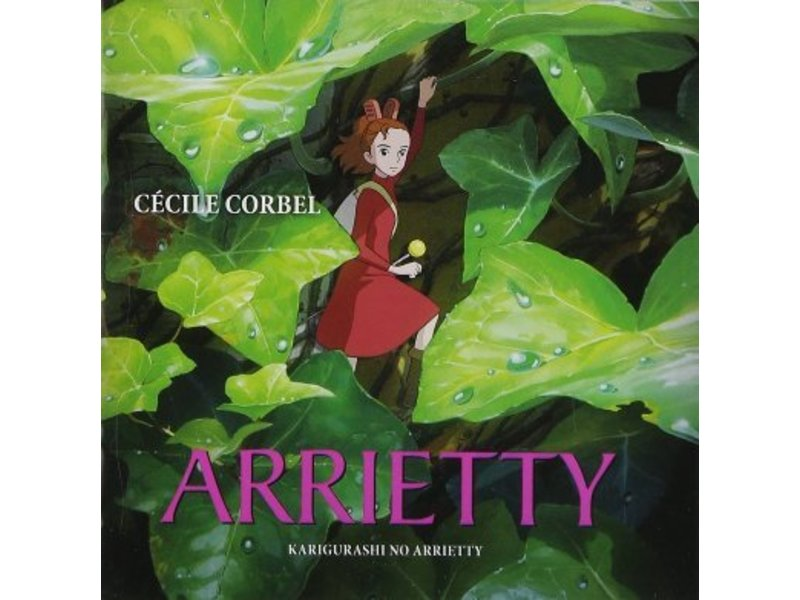CD Arrietty - Cécile Corbel