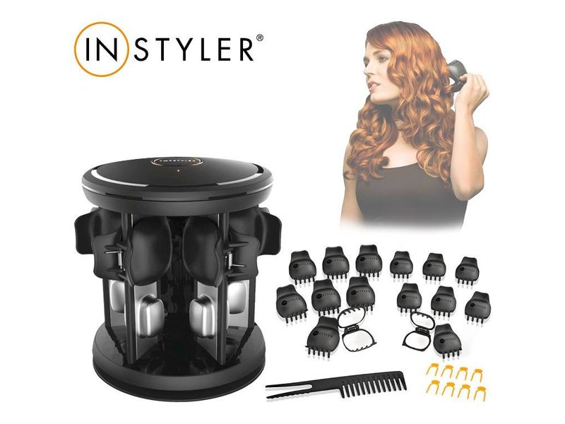 InStyler Ceramic Styling Shells 16pcs