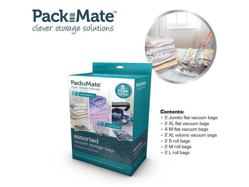 Packmate Vacuüm Opbergzakken 16-delige set