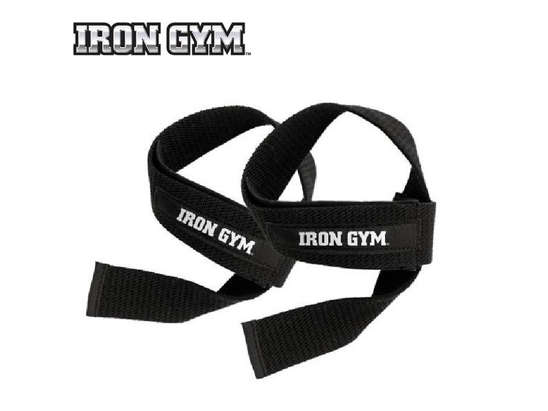 Iron Gym Essential Lifting Straps