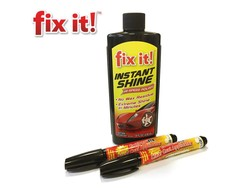 Fix It Instant Shine Car Polish + 2x Repair Marker