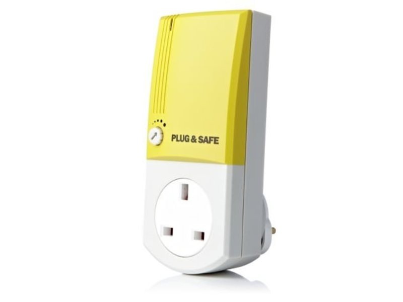 Plug & Safe PS8 Home Motion Sensor