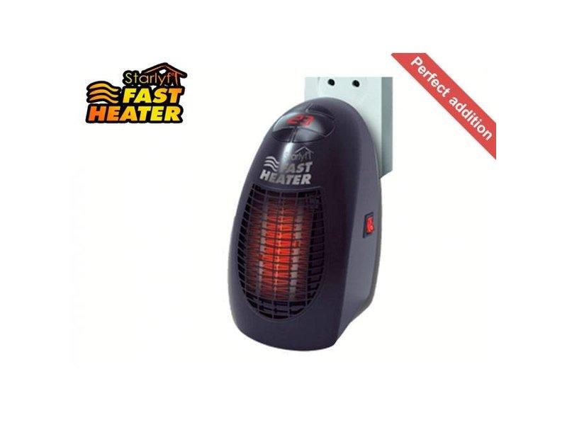 Starlyf Fast Heater Black