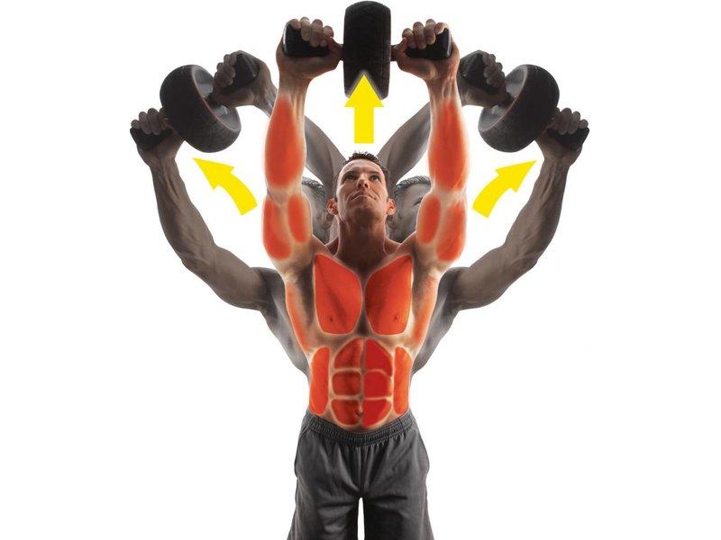 Iron Gym - Speed Abs Buikspierwiel