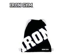 Iron Gym Drawstring Backpack