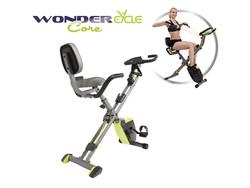 Wonder Core Cycle 2-in-1 arm- en hometrainer  bike-fitness fiets-spinning