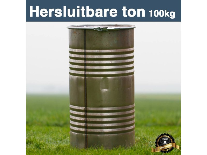Mini Carbid Ton 100kg