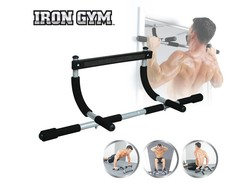 Iron Gym - Regular Optrekstang