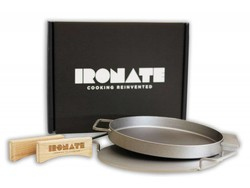 Ironate Pizza - Carbon Steel Cookware