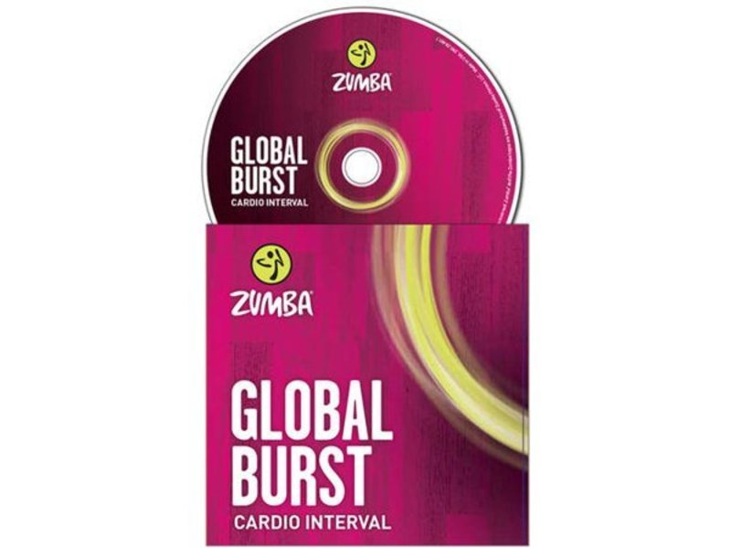 Zumba DVD: Global Burst Cardio Interval
