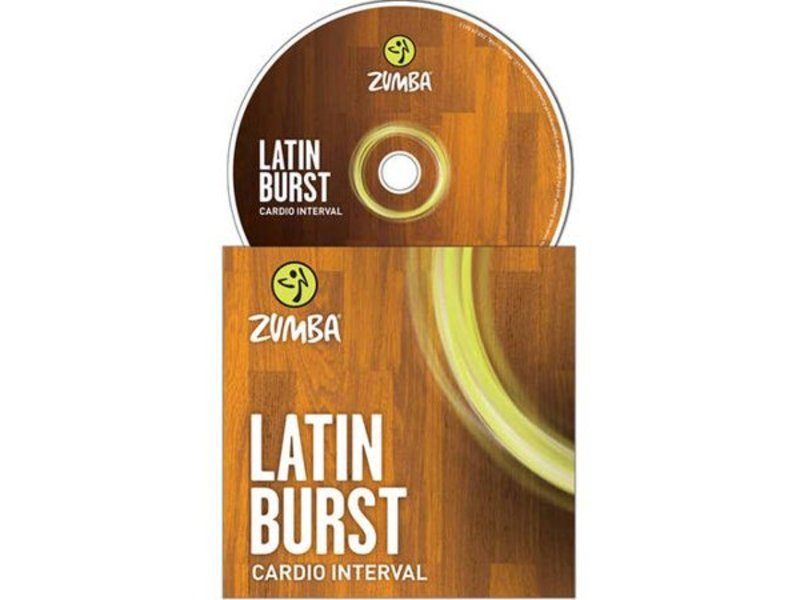 Zumba DVD: Latin Burst Cardio Interval