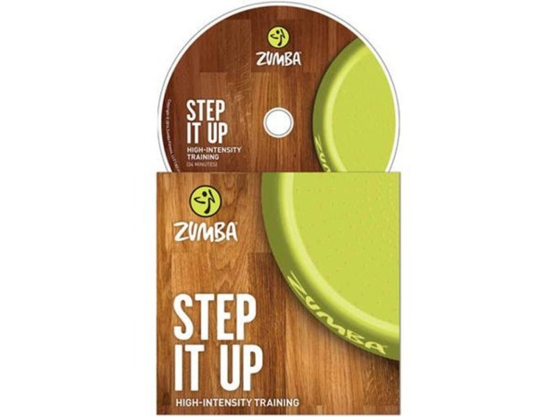 Zumba DVD: Step It Up HIIT