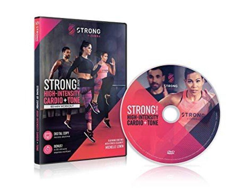 Zumba DVD: Strong By Zumba