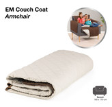 EM Slipcover Couch Coat for armchairs