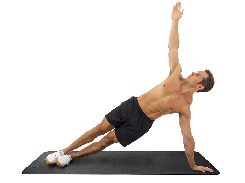 Iron Gym Exercise Mat 6mm
