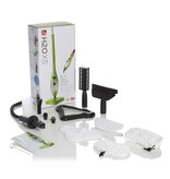 H2O X5 Steam Cleaner GREEN