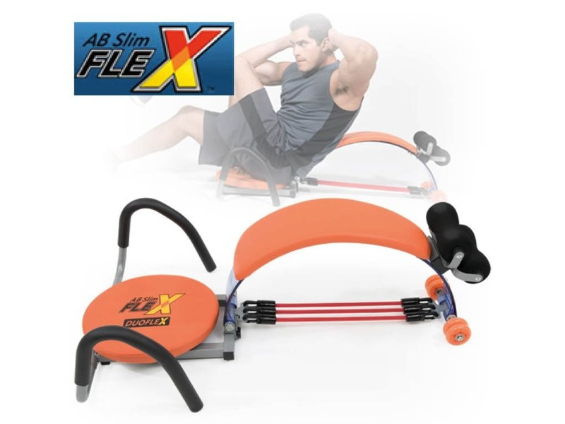 Ab Slim Flex Buikspiertrainer