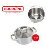 Bourgini Classic Cooking Pan Deluxe 16 cm