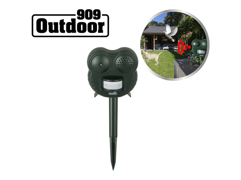 Outdoor 909 Battery PIR Animal Repeller