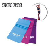 Iron Gym Exercise Bands (set of 3)