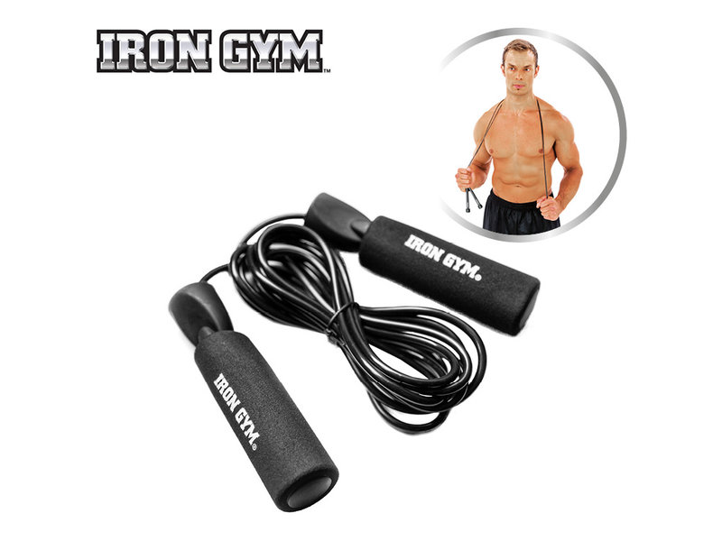 Iron Gym Speed Rope Pro