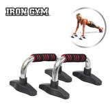 Iron Gym Push Up Bars