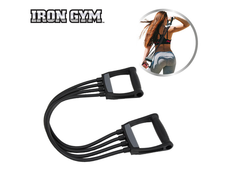 Iron Gym Chest Expander