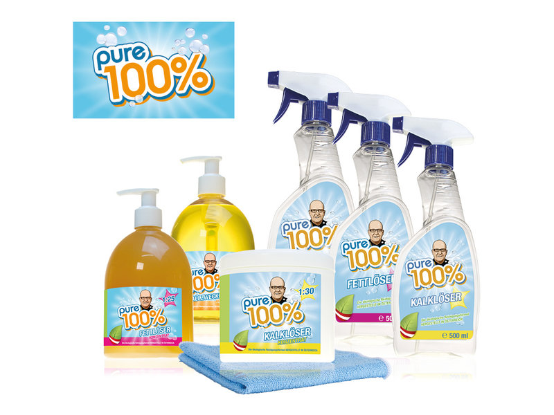 Pure 100% Cleaning Set