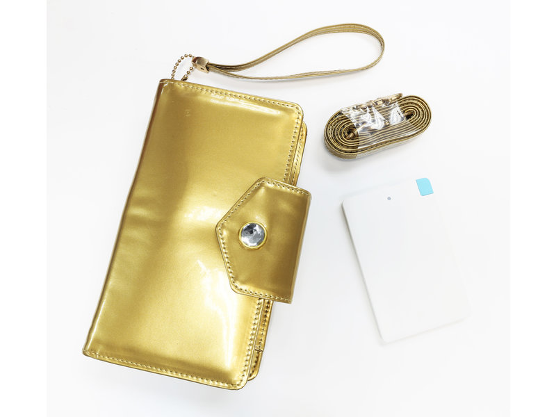 Clever Clutch - Goud