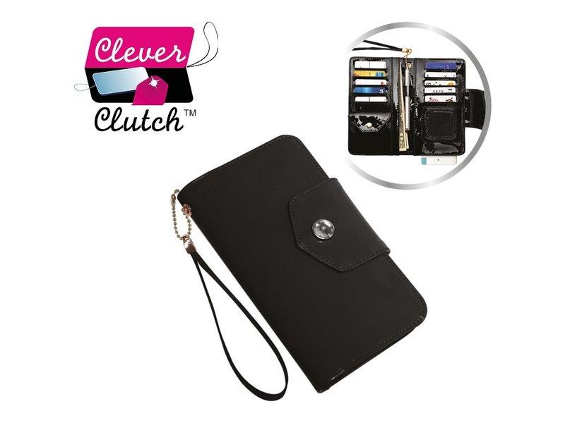Clever Clutch Pasjeshouder - Zwart