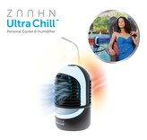 Zaahn Ultra Chill Deluxe - Air Cooler