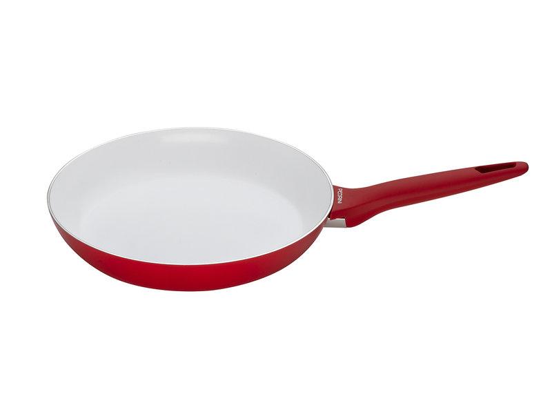 Pedrini Bakpan Red 28cm