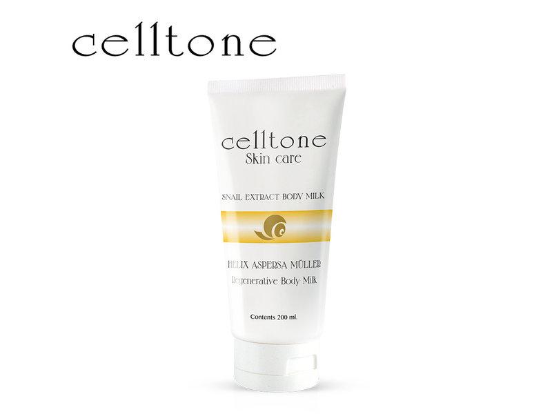 Celltone Bodymilk  – zorgt voor diep herstel, verzorging en voeding