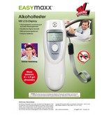 EM Alcohol Tester - Breathalyzer