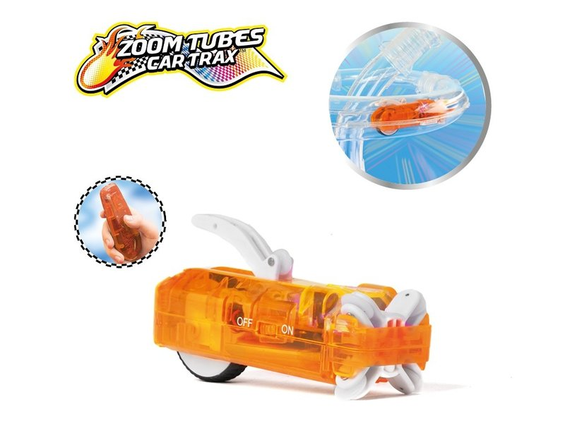 Zoom Tube Extra Car - Toy Racing Track