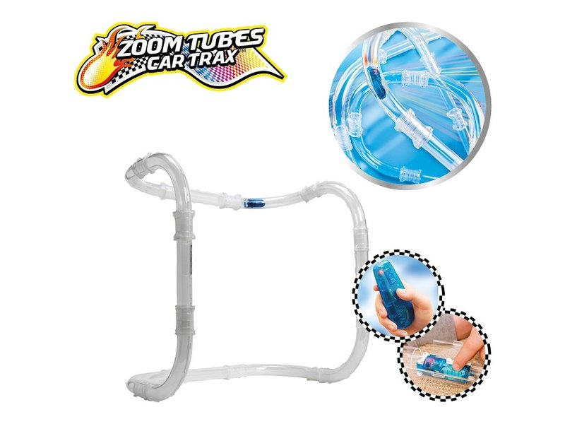 Zoom Tube Base Pack - Toy Racing Track