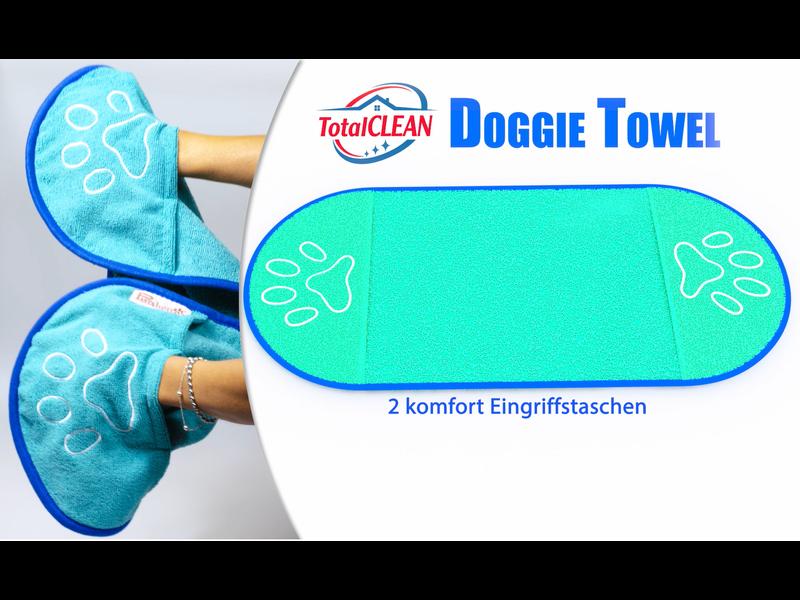 TotalClean Doggie Towel