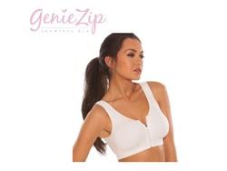 Genie Zip Bra (Wit)