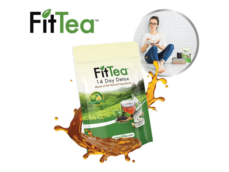 FitTea - 14 Day Detox Tea