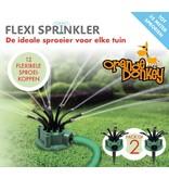 Flexi Point Sprinkler Set