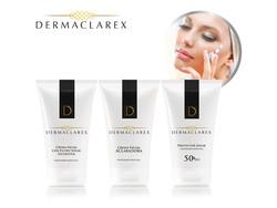 Dermaclarex - Day Cream + Brighthening Cream + Sunscreen