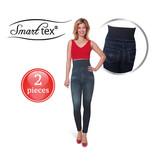 SmartTex Jeaneez Slim-High-Waist-Legging