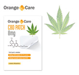Orange Care CBD Patch – Cannabidiol pleister