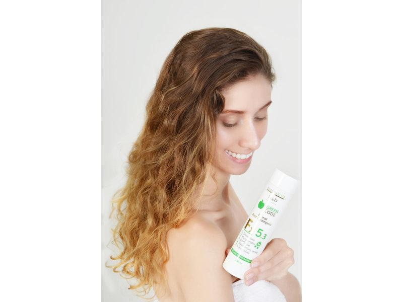 Floral Hair Shampoo