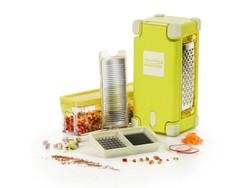 Nicer Dicer Magic Cube - Gourmet - Yellow 9pcs