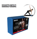 Iron Gym Yoga Block
